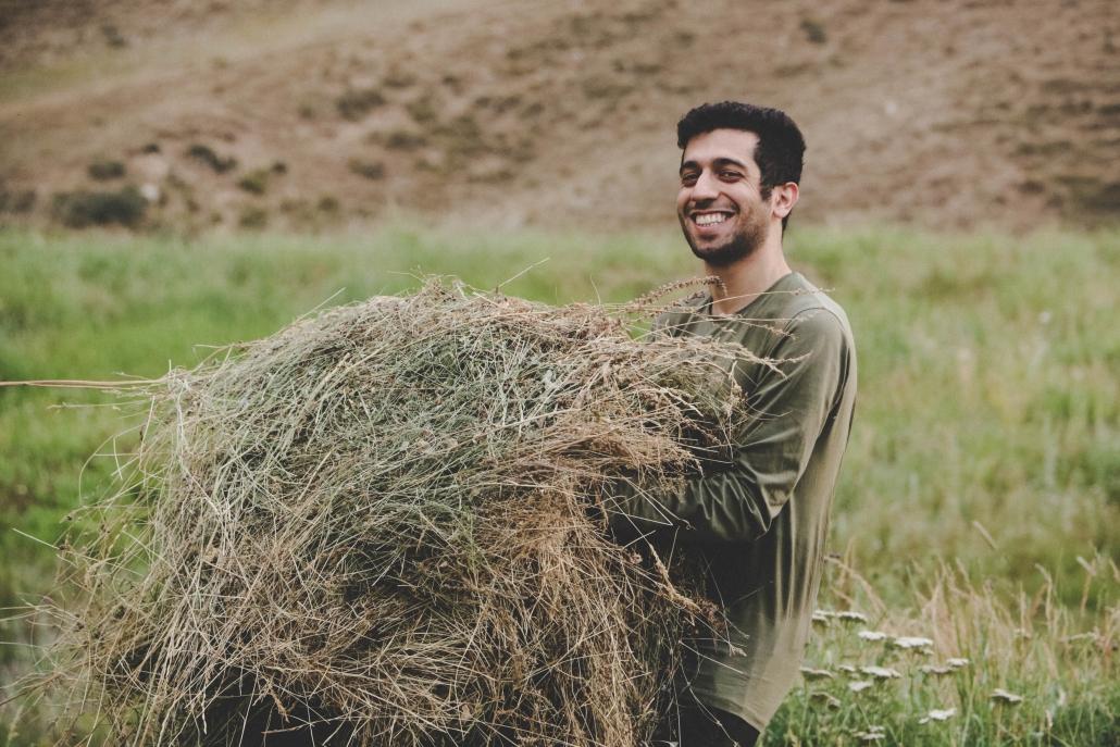 Jóvenes en el medio rural: todo el futuro por delante